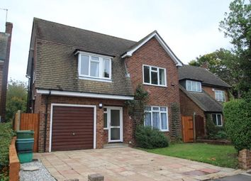 Thumbnail 4 bed detached house to rent in Nut Tree Close, Orpington, Kent