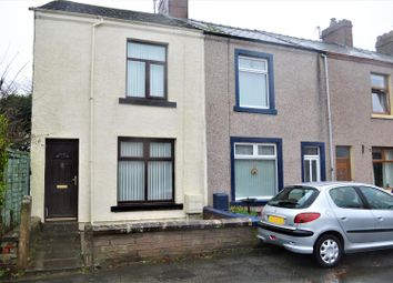 Thumbnail 3 bed end terrace house for sale in Bankfield Road, Haverigg, Millom