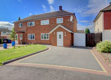 Thumbnail 3 bed semi-detached house for sale in Beauchamp Road, Hockley, Tamworth