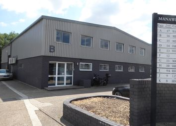 Thumbnail Office to let in Manawey Industrial Estate, Aldershot