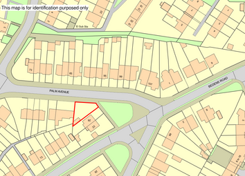 Thumbnail Land for sale in Land Adjacent To 28 Palm Avenue, Sidcup, Greater London