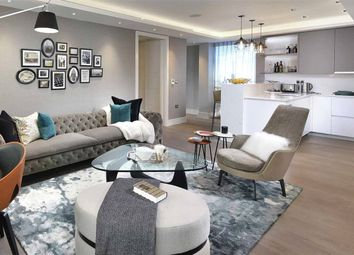 Thumbnail 1 bedroom flat for sale in Carrara Tower, London