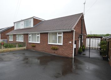 Thumbnail 2 bed semi-detached bungalow for sale in Spa Croft Road, Ossett