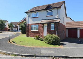 Thumbnail 3 bed detached house for sale in Cedar Grove, Roundswell, Barnstaple