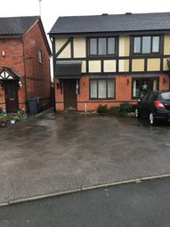 Thumbnail 2 bed semi-detached house to rent in Seymour Avenue, Stretton