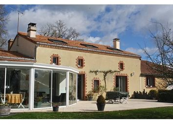 Thumbnail 6 bed property for sale in 49360, Yzernay, Fr