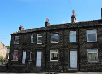 Thumbnail 1 bed terraced house to rent in Holmfirth Road, Meltham, Holmfirth