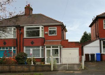 Thumbnail 3 bed semi-detached house for sale in Heywood Old Road, Middleton, Manchester, Lancashire