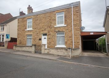 Thumbnail 3 bed detached house for sale in Queen Street, Eckington, Sheffield