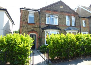 Thumbnail 3 bed semi-detached house for sale in Hertford Road, Hoddesdon