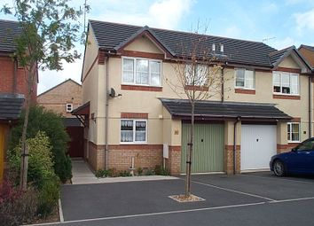 Thumbnail 3 bed semi-detached house to rent in Wester-Moor Drive, Roundswell, Barnstaple