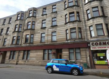 Thumbnail 1 bed flat to rent in Love Street, Paisley, Renfrewshire