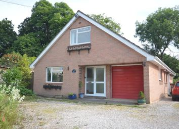 Thumbnail 3 bed detached bungalow to rent in Sid Lane, Sidmouth, Devon