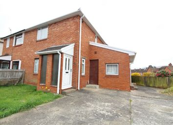 Thumbnail 2 bed semi-detached house for sale in Old Barn Way, Abergavenny, Monmouthshire