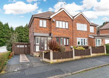 Thumbnail 3 bed semi-detached house for sale in Windsor Drive, Helsby, Frodsham