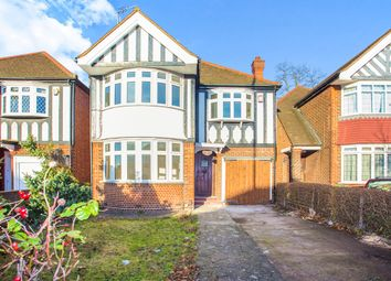 Thumbnail 4 bed detached house for sale in Popes Lane, London