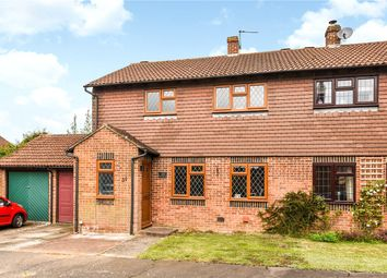 Thumbnail 3 bed semi-detached house for sale in Church Marks Lane, East Hoathly, Lewes, East Sussex