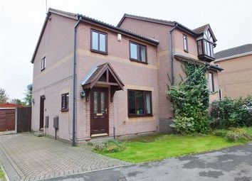 Thumbnail 3 bed semi-detached house for sale in Amorys Holt Drive, Maltby, Rotherham