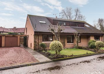 Thumbnail 4 bed semi-detached house for sale in Station Road, Roslin, Midlothian
