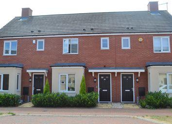 Thumbnail 2 bedroom terraced house to rent in St. Thomas Way, Hawksyard, Rugeley