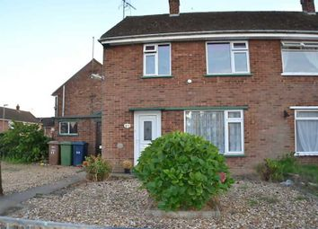 Thumbnail 2 bed semi-detached house for sale in Chapnall Road, Walsoken, Wisbech