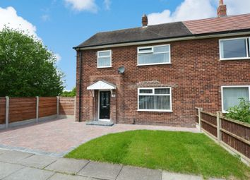 Thumbnail 3 bed semi-detached house for sale in Thaxted Walk, Woodhouse Park, Manchester