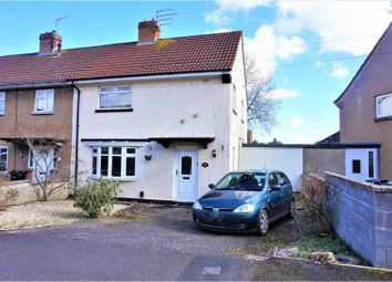 Thumbnail 3 bed semi-detached house for sale in Winscombe Close, Keynsham