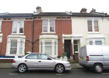 Thumbnail 4 bedroom flat to rent in Manners Road, Southsea
