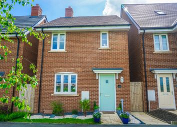 Thumbnail 3 bed detached house for sale in Montserrat Court, Milton Keynes