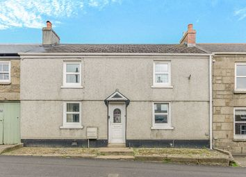 Thumbnail 3 bed terraced house for sale in Fore Street, Praze, Camborne