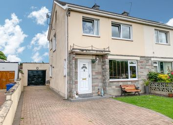 Thumbnail 3 bed semi-detached house for sale in Delnies Road, Inverness