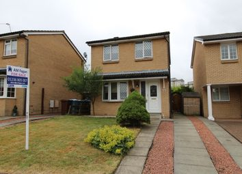 Thumbnail 3 bed detached house for sale in High Burnside Avenue, Coatbridge