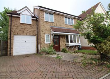 Thumbnail 3 bed detached house for sale in Millers Close, Hadleigh, Ipswich