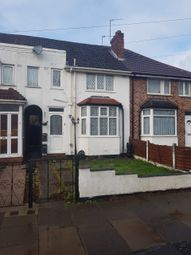 Thumbnail 3 bed terraced house to rent in Birdbrook Road, Birmingham