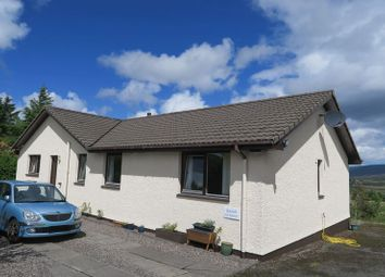 Thumbnail 4 bed detached bungalow for sale in Portree House Gardens, Portree