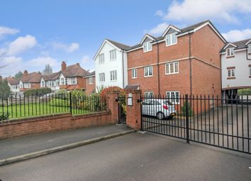 Thumbnail 3 bed flat for sale in The Grove, 505 Warwick Road, Solihull