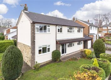 Thumbnail 5 bed detached house for sale in Adel Towers Court, Leeds, West Yorkshire