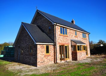 Thumbnail 3 bed detached house for sale in Whitchurch Road, Spurstow, Tarporley