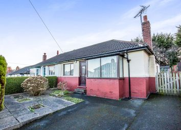 Thumbnail 2 bed semi-detached bungalow for sale in Park Spring Gardens, Bramley, Leeds