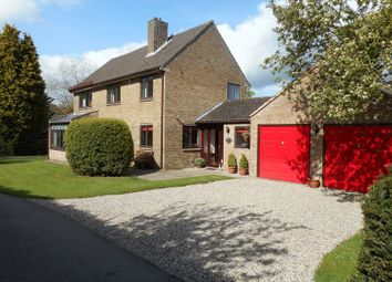 Thumbnail 4 bed detached house for sale in Parklands, Newby Wiske, Northallerton