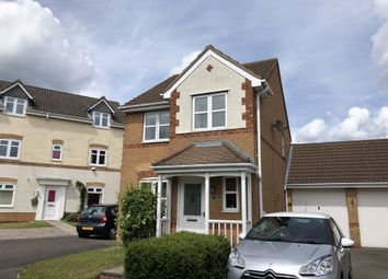 Thumbnail 3 bed detached house to rent in Darien Way, Thorpe Astley, Braunstone, Leicester