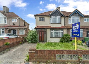 Thumbnail 3 bedroom semi-detached house for sale in Elmhurst Road, Mottingham, London