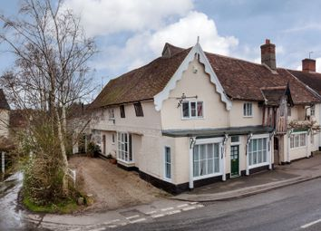 4 bed semi-detached house for sale in High Street, Debenham, Stowmarket IP14