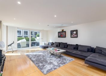 Thumbnail 3 bedroom flat for sale in Lensbury Avenue, London