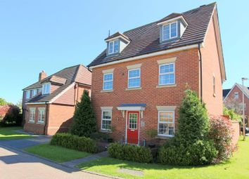 Thumbnail 5 bed detached house for sale in Brampton Close, Wychwood Village, Weston