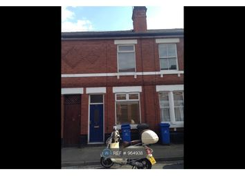 2 bed terraced house to rent in King Alfred Street, Derby DE22