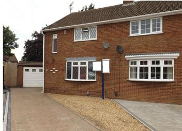 Thumbnail 3 bedroom semi-detached house for sale in Newnham Close, Luton