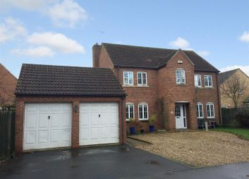 Thumbnail 4 bed detached house for sale in Millfield Close, Lower Quinton, Stratford-Upon-Avon