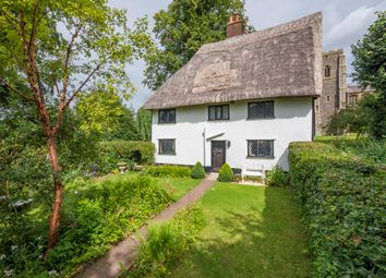 Thumbnail 3 bed cottage for sale in Wetheringsett, Stowmarket