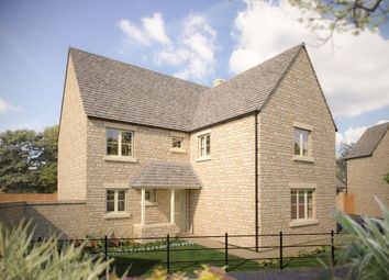 Thumbnail 5 bed detached house for sale in Cinder Lane, Fairford